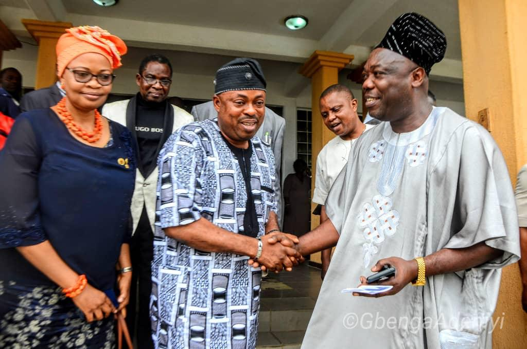 Osun Speaker speaks about his emmergence and promises not to disappoint People of the State.