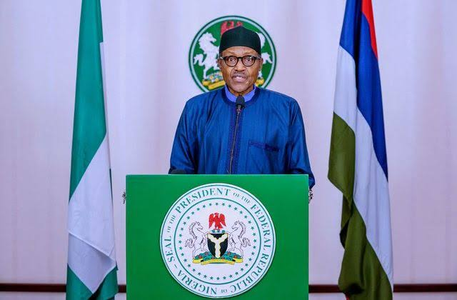 ADDRESS BY H.E. MUHAMMADU BUHARI, PRESIDENT OF THE FEDERAL REPUBLIC OF NIGERIA ON THE CUMULATIVE LOCKDOWN ORDER OF LAGOS AND OGUN STATES AS WELL AS THE FEDERAL CAPITAL TERRITORY ON COVID- 19 PANDEMIC AT THE STATE HOUSE, ABUJA MONDAY, 27th APRIL, 2020